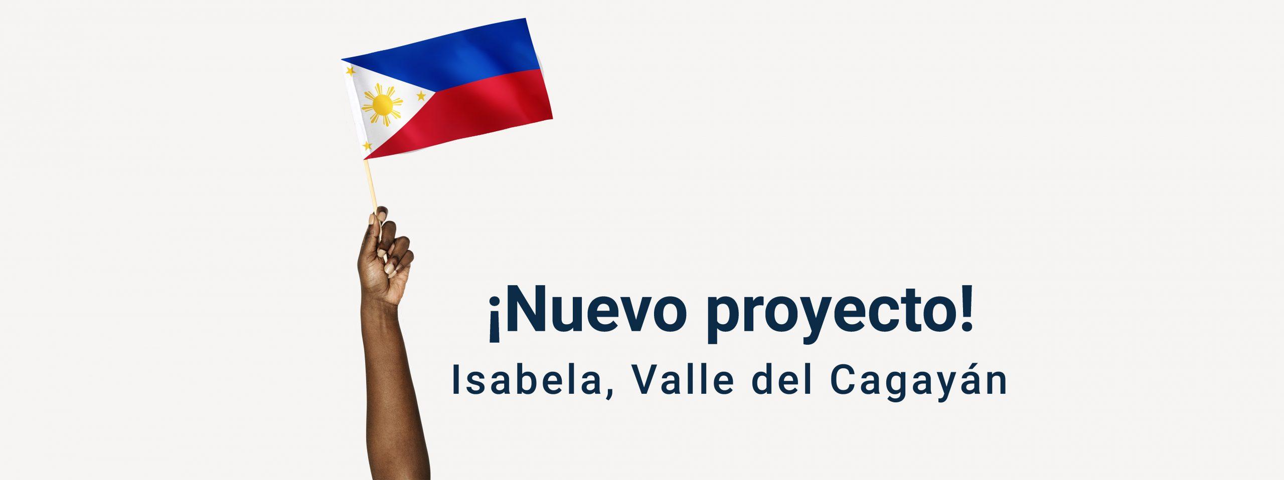 Primeros proyectos en Filipinas