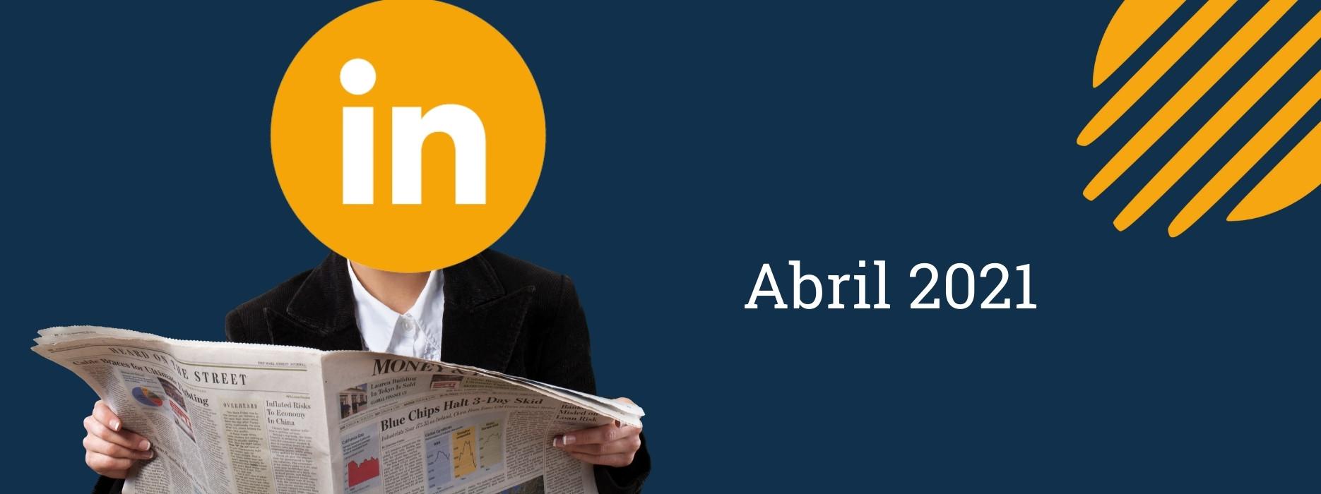 Últimas noticias Abril 2021