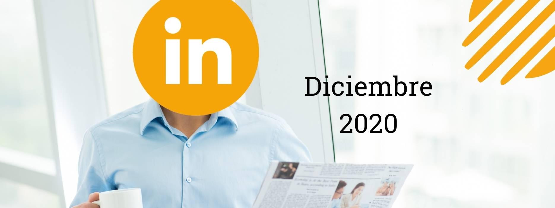 Últimas noticias Diciembre 2020