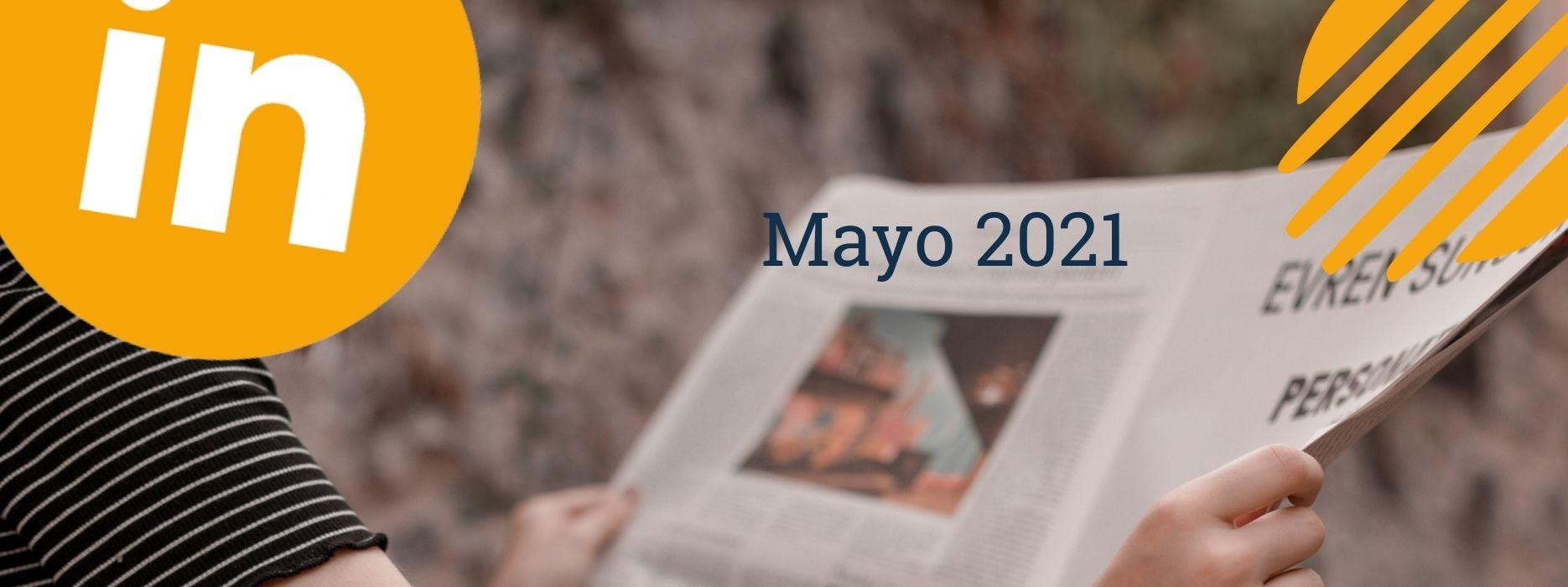Últimas noticias Mayo 2021