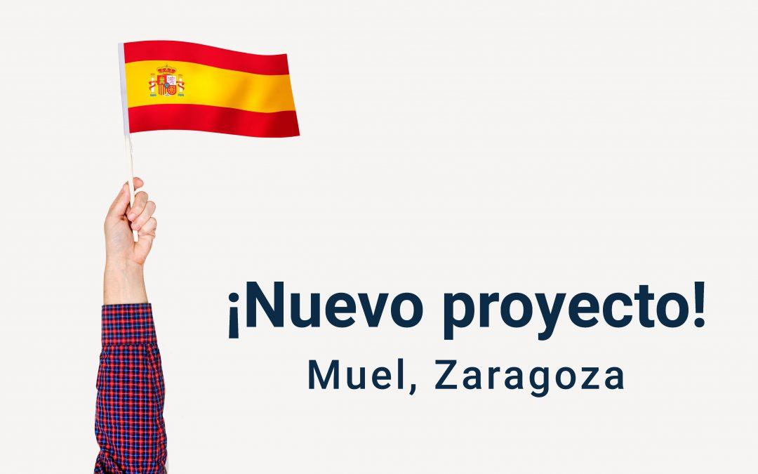 Nuevo parque solar en España, Pitarco